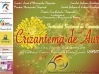 Crizantema de Aur 2016 – totul despre  ediția a 49-a a festivalului: program, recitaluri, noutăți!