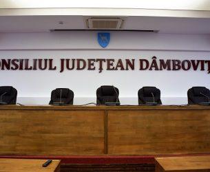 CJ Dâmbovița: două ședințe de îndată în această dimineață / hotărâri adoptate / sprijin pentru ISU, Corbii Mari, Pucioasa și Moreni