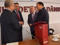 Consiliul Județean Dâmbovița, gazda unei delegații din Provincia Guangxi – China!