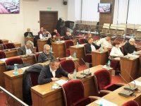 Trei consilieri PNL Dâmbovița au participat la ședința Consiliului Județean de astăzi, deși partidul comunicase boicot!