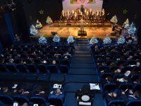 A avut loc concertul extraordinar de colinde al Arhiepiscopiei Târgoviștei!