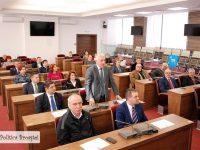 Dâmbovița: Noii deputați și senatori au primit certificatele de parlamentari! (foto)