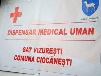 Dispensar medical inaugurat la Ciocănești, în satul Vizurești!