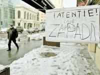 Poliția Locală Târgoviște, informare cu privire la obligațiile asociațiilor de locatari – proprietari și persoane fizice de a îndepărta zăpada sau gheața!