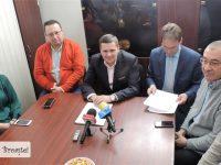 Dâmbovița: Deputatul Corneliu Ștefan (PSD) a inaugurat cabinetele parlamentare din orașele Pucioasa și Fieni!