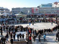 Unirea Principatelor, sărbătorită la Târgoviște, în Piața Tricolorului! (foto)