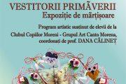 Târgoviște: Expoziție cu vânzare – mărțișoare confecționate de copii. Banii merg către Școala Specială!
