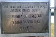 Senatorul Adrian Țuțuianu, demers la ministrul Agriculturii pentru finanțarea stațiunilor de cercetare de la Voinești și Nucet!
