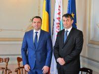Târgoviște: Primarul Cristian Stan, întâlnire oficială cu Ambasadorul Bosniei și Herțegovinei în România! (foto și declarații)