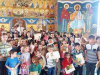 Concurs de ciocnit ouă roșii în parohia Domnița Bălașa din Arhiepiscopia Târgoviștei!