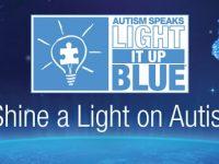 Ziua Internațională de Conștientizare a Autismului: Clădirea Primăriei Târgoviște va fi iluminată în albastru!