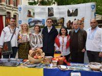 """Județul Dâmbovița, prezență de succes la festivalul """"Primăvară românească la Bruxelles"""" (foto)"""