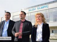 1 Mai la Complexul Turistic de Natație Târgoviște: fotbal, tenis, baschet, aerobic, jocuri pentru copii și concert! (program complet)