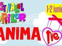 """Festivalul Copiilor în Parcul Chindia: Vin """"Magicianul și prietenii săi""""! (programul complet)"""