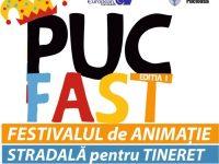 STRADA SCHIMBĂ ORAȘUL: Festival de animație stradală pentru tineret, Pucioasa, 1 – 4 iunie! (program)