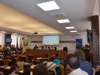 """Dâmbovița: Conferința regională """"Cum aplicăm legea salarizării?"""""""