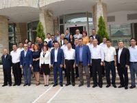 Reprezentanții județului Dâmbovița, întâlnire cu delegația chineză din provincia Shaanxi! (declarații)