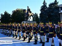 """AȘA DA! Festivitate impresionantă în Piața """"Mihai Viteazul"""" din Târgoviște, de Ziua Imnului! (foto)"""