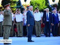 Acasă, la Târgoviște! Ministrul Apărării Naționale: Particip de o lună la diverse activități, dar astăzi am avut cu adevărat emoții!