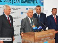 Adrian Țuțuianu, despre vizita ambasadorului SUA în județul Dâmbovița: Sunt 3 direcții principale de acțiune! (declarații complete)