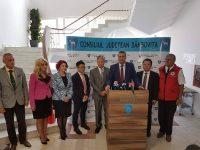 Ambasadorul Chinei și CEO Huawei România, întâlnire cu reprezentanții Consiliului Județean Dâmbovița (declarații pe larg)