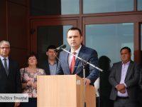 """Târgoviște: Primarul Cristian Stan, propus pentru acodarea titlului de """"Membru de Onoare al Senatului Universității Valahia""""!"""