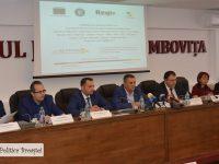 Conferința de lansare a celui mai mare proiect de infrastructură din istoria județului Dâmbovița (prezentare)
