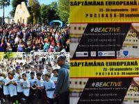 FOTO: Cros cu peste 1.000 de participanți la Pucioasa, în ultima zi a Săptămânii Europene a Sportului!