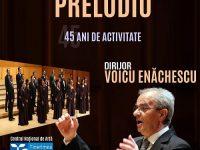 """Târgoviște, 29 octombrie: Concert aniversar al Corului """"Preludiu"""" – 45 de ani de activitate!"""