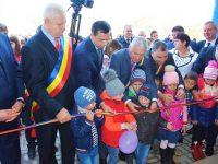 PROIECT PESTE PRUT: A fost inaugurată Grădinița din Ruseștii Noi (Republica Moldova), cu finanțare din partea județului Dâmbovița! (galerie foto)