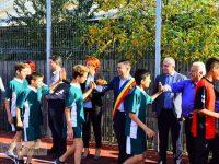 Corbii Mari: Investiție finalizată – parcul public de agrement din satul Bărăceni! (detalii)