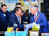 """Senatorul Adrian Țuțuianu a primit titlul de """"Cetățean de onoare"""" al comunei Ruseștii Noi din Republica Moldova!"""