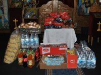 Daruri din partea mai multor parohii pentru deținuți ai Penitenciarului Mărgineni