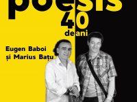 Pucioasa, 8 noiembrie: Concert aniversar POESIS 40!