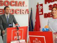 """PSD Dâmbovița apără măsurile fiscale și atacă manipulatorii și """"politrucii care fac din gargară singura lor idee de opoziție"""" (prezentare)"""