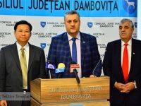 Dâmbovița: Vizita viceguvernatorului Provinciei Autonome Guangxi din China (declarații)