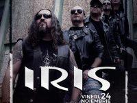 Târgoviște: Concert extraordinar IRIS, la Belvedere Studio! Legendele duc numele și povestea mai departe