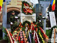 Ziua Victoriei Revoluției, cinstită la Târgoviște (foto)