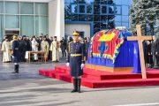 GALERIE FOTO: Ultima întoarcere a Regelui! IPS Mitropolit NIFON a condus ceremonialul religios