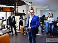 FOTO: O nouă sală de forță deschisă la Complexul Turistic de Natație Târgoviște!