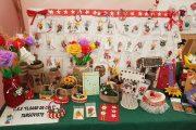 Târgoviște: Stand de mărțișoare confecționate de copiii și adulții centrelor sociale din județ!