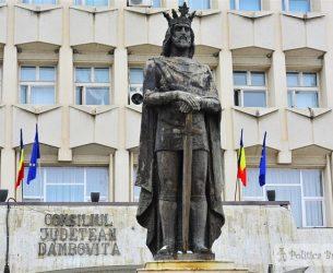 600 de ani de la trecerea în eternitate a lui Mircea cel Bătrân – moment comemorativ la Târgoviște (foto)