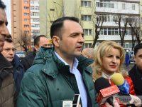 Primarul municipiului Târgoviște, dezlănțuit împotriva constructorilor de la Centură! Declarații pe larg