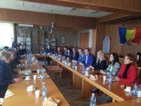 Vizita ministrului Deneș, măsură pentru alternativa alimentării cu apă la Pucioasa!