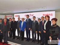 Premierul Viorica Dăncilă și 3 miniștri – vizită pe șantierul ARCTIC (foto+declarații)