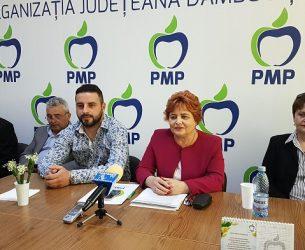 PMP Dâmbovița, (re)inventariere și (re)organizare! 41 de organizații funcționale din 89