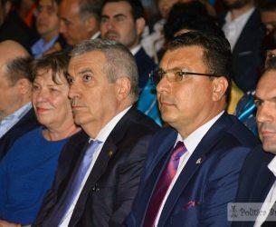 Prima conferință de alegeri ALDE Dâmbovița. Obiectivul asumat în fața lui Călin Popescu Tăriceanu