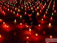 Târgoviște, joi, 25 aprilie: CALEA LUMINII, eveniment unic în România (detalii)