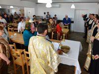 A fost inaugurată Cantina socială a Arhiepiscopiei Târgoviștei (foto)