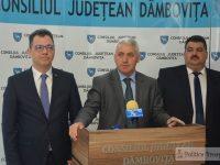 Ministrul pentru Mediul de Afaceri, Comerț și Antreprenoriat, vizită de lucru la Târgoviște (foto + declarații)